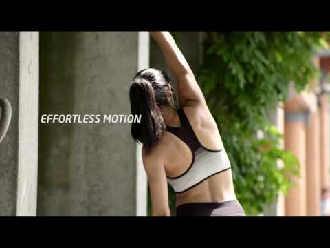 Brooks Moving Comfort Collection: Front Runner Sports Bra