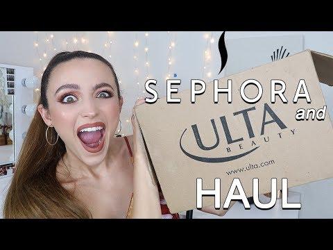 HUGE SEPHORA + ULTA HAUL | Some good...SOME BAD!!