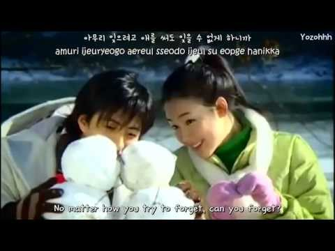 Ryu - From The Beginning Until Now FMV (Winter Sonata OST)[ENGSUB + Romanization + Hangul]