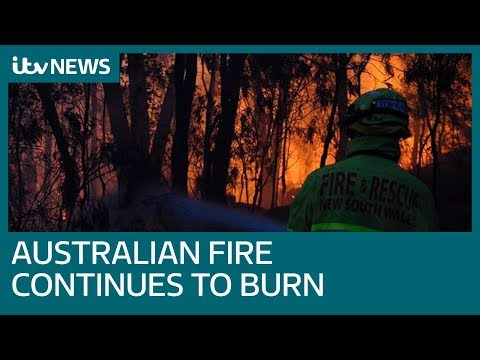 AU Wildfires Emergency