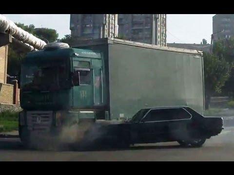 Rosyjskie ciężarówki - z nimi łatwo nie będzie!