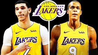 Complete Breakdown of the Lakers Point Guards!