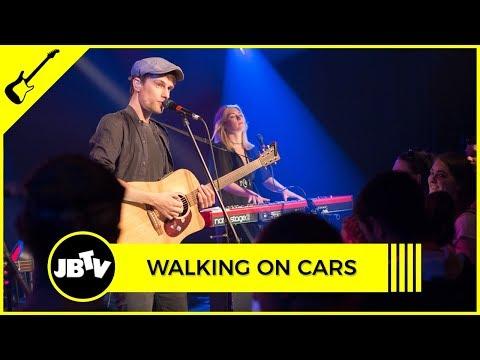 Walking On Cars - Speeding Cars | Live @ JBTV