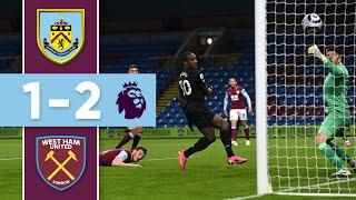 ANTONIO DOUBLE | Burnley v West Ham | Premier League