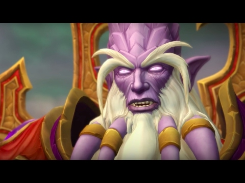 World of Warcraft: Legion - The Tomb of Sargeras Trailer