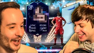 OMG I FINALLY PACKED A BEAST PLAYER IN RIVAL REWARDS!!! - FIFA 19 ULTIMATE TEAM PACK OPENING