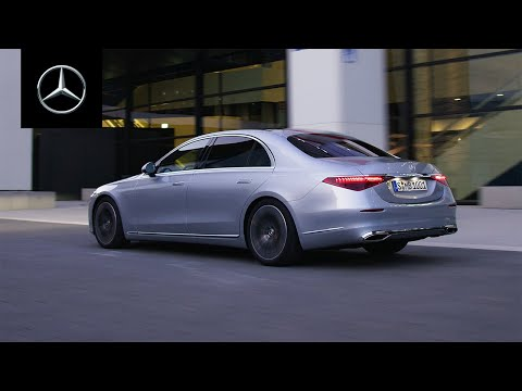 The New S-Class   Aeroacoustics and NVH
