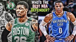 Ranking The Top 10 NBA Lockdown Defenders In 2018-19