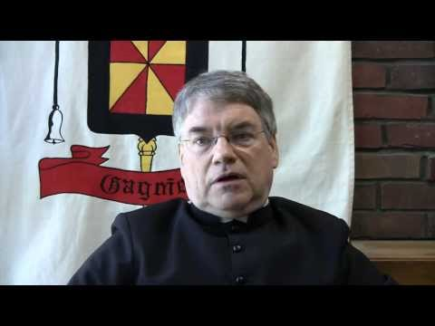 Meet Father John Gagnier