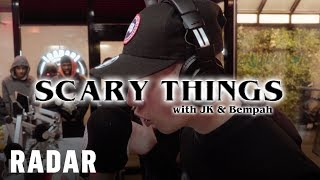 Chris Cash | Scary Things w/ DJ Bempah & JK