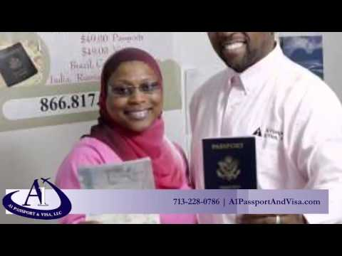 Visas and Passports Houston TX | Call (713) 228-0786