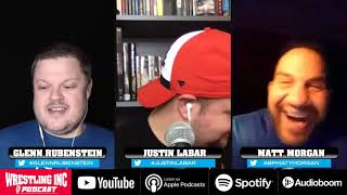WINC Podcast (1/18): WWE RAW Review With Matt Morgan, WrestleMania 37