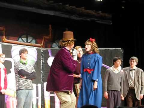 KHS - Jan 2013 - Willy Wonka and the Chocolate Factory - Chew It