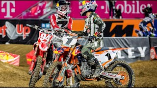 Supercross Rewind - 2017 Round 2 - 450SX Main Event - San Diego, CA