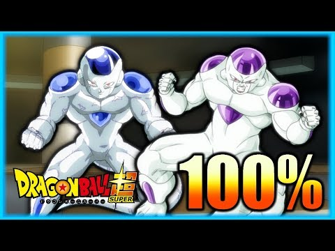 100% Final Form…FROST!? DRAGONBALL SUPER EPISODE 108 REVIEW ...