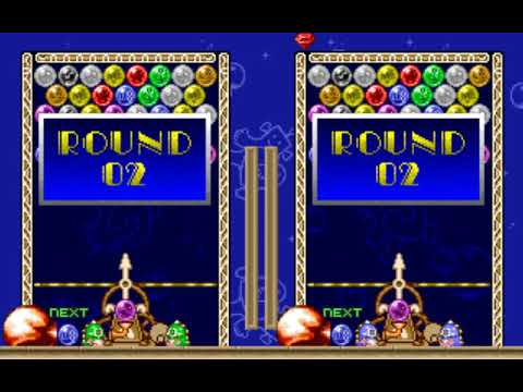 Bust-A-Move (a.k.a. Puzzle Bobble) (Versus Mode) (Kinesoft, Taito) (MS-DOS) [1997] [PC Longplay]