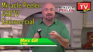 Miracle Peeler As Seen On TV Commercial Buy Miracle Peeler As Seen On TV Vegetable Peeler