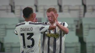 Juventus 3-0 Sampdoria | Kulusevski, Bonucci & Ronaldo Score on Opening Day! | Serie A Highlights