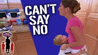 Mom Can't Say 'No' To Her Out Of Control Kids | Supernanny