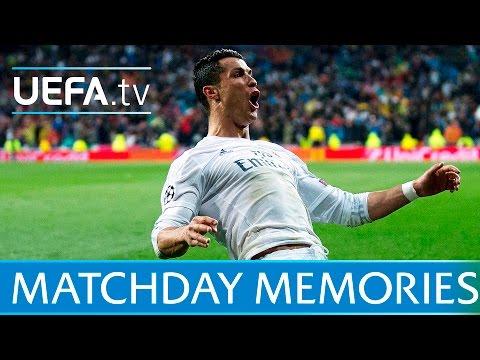 Ronaldo, Lewandowski & last-gasp Dortmund: Famous quarter-final moments