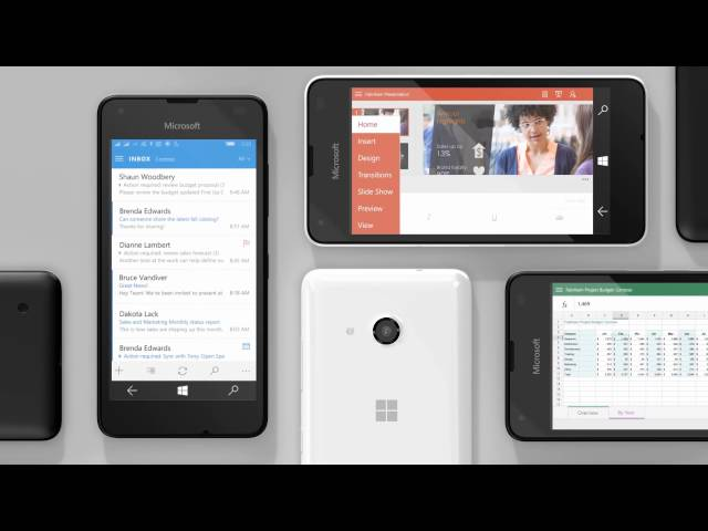Belsimpel-productvideo voor de Microsoft Lumia 550 White