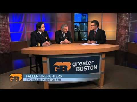 Greater Boston Video: Boston Fire Leaders On Firefighting Operation And Department's Loss