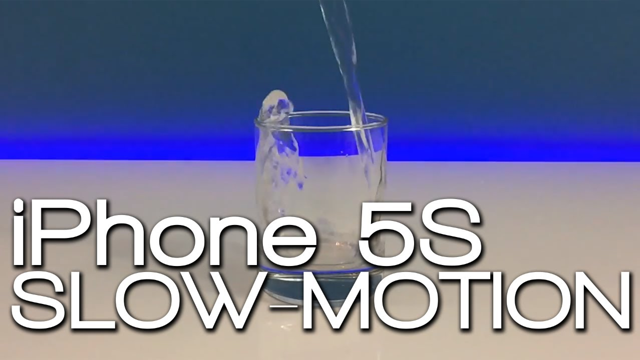 iphone 5s slow iphone 5s test motion 1995
