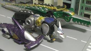 파워레인저 정글포스 장난감 Power Rangers Wild Force Toys