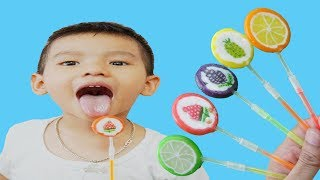 Pre-School Toddler Learning Colors with PuPu TV