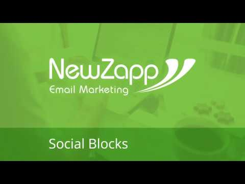 How to add Social Media to your Email Marketing