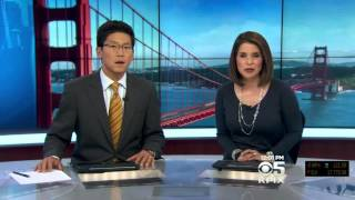 KPIX 5 News at Noon 2016 Open