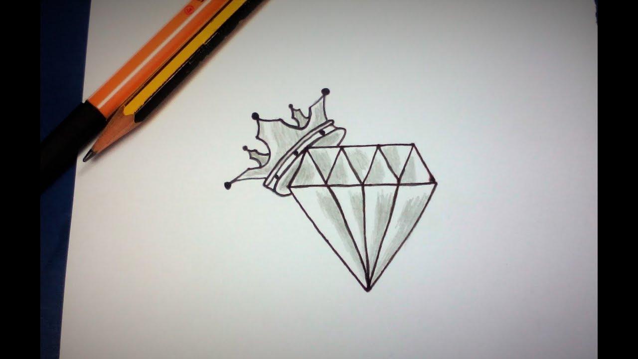 Desenhos Tatuagens Diamante