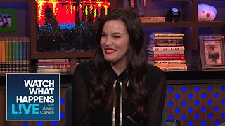 Liv Tyler's Embarrassing Story About Steven Tyler | WWHL