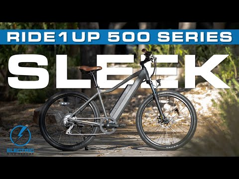 Ride1UP 500 Series | Electric Commuter Bike Review (2021)