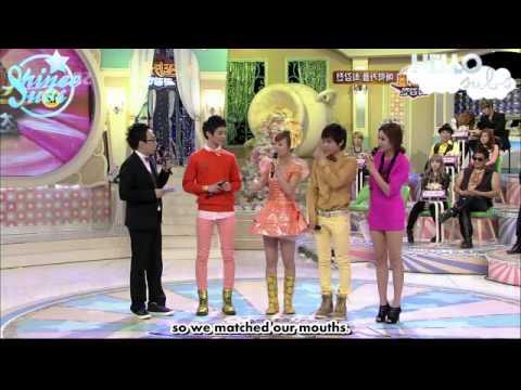 (Eng) 100922 Match Made In Heaven Special - JongHo cut
