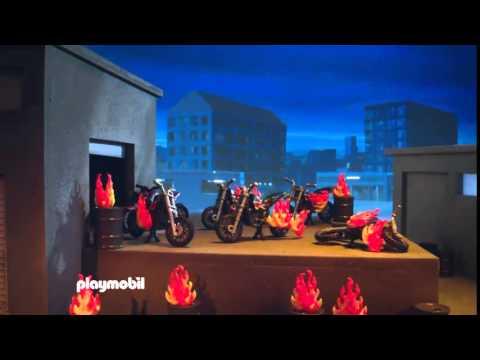 PLAYMOBIL presenterar brandkåren i Playmo-city! (Sverige)
