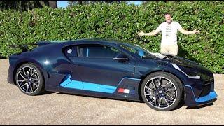 The Bugatti Divo Is the $8 Million Ultimate Hypercar
