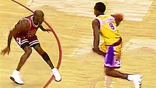 NBA LEGENDS vs. NBA LEGENDS..