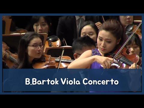 B.Bartok Viola Concerto, BB128