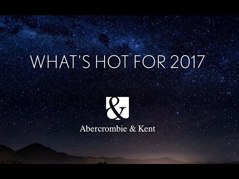 What's hot for 2017