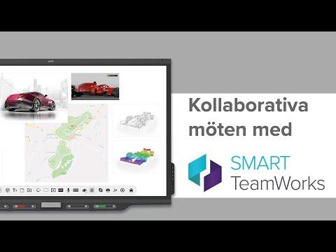 Kollaborativa möten med SMART TeamWorks