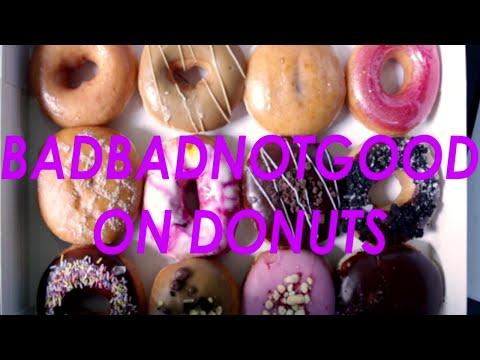 BADBADNOTGOOD on Donuts // BFTV