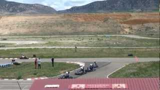 Final a iv gp craks aragón torremocha : 06-05-2012 karting hd