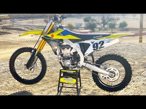 First Ride 2020 Suzuki RMZ450 - Motocross Action Magazine