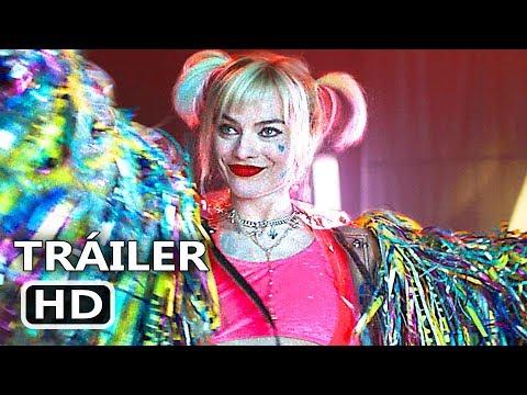 Video: Harley Quinn está de vuelta: Primer teaser de 'BIRDS OF PREY'