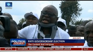 Fayose Is Weeping For Nigeria,Not Just For Himself,Eleka Reacts To Alleged Assault |Politics Today|