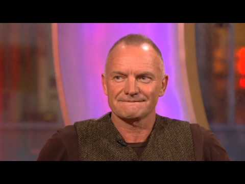 Sting A Practical Arrangement BBC The One Show 2013 - YouTube