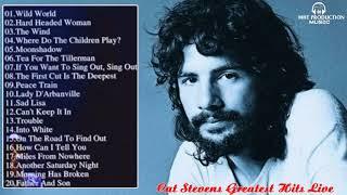 Cat Stevens Greatest Hits  Album Live     Cat Stevens Best Songs