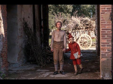 Pinocho - Trailer espan?ol (HD)