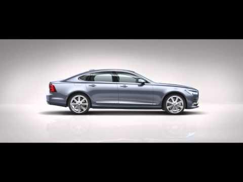 Det är insidan som räknas. Nya Volvo S90. Made By Sweden. Del 2